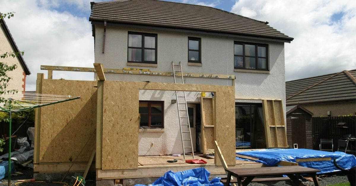 home extension benefits